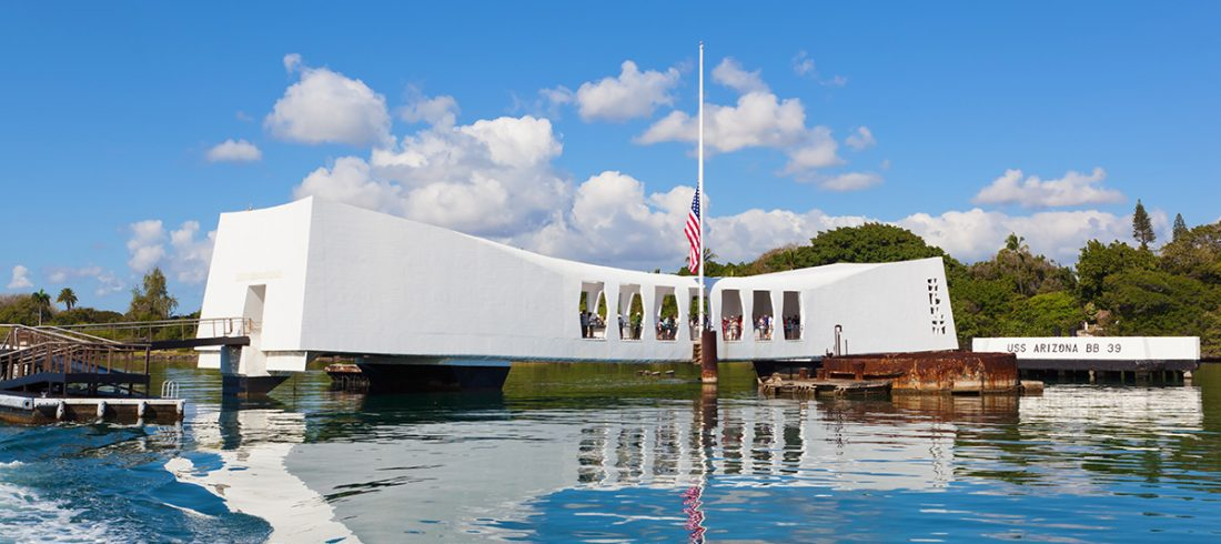 Pearl Harbor Arizona Missouri Tour