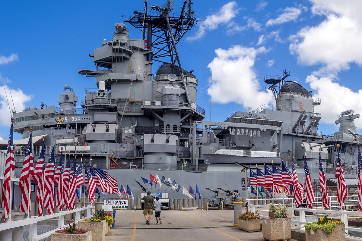 Uss Missouri Tour Hours